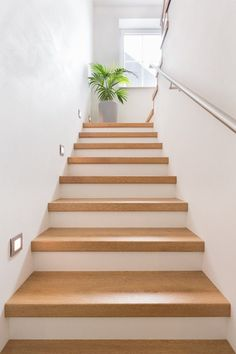 Inventive Staircase Design Tips for the Home – Voyage Afield Staircase Interior Design, Modern Staircase, Tile Stairs, House Stairs, Timber Stair, Stair Lift, Building Stairs, Staircase Makeover, Stair Decor