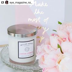 We LOVE seeing our candles in their new homes! #Repost @eye_magazine_nz_ ・・・  You can never have too many candles! Especially when they are @millerroadcandles ✨    #Regram via @www.instagram.com/p/Bf9CSm7BgOH/ Our Love, New Homes, Fragrance, Candles, Magazine, Eye, Canning, Instagram, Candy