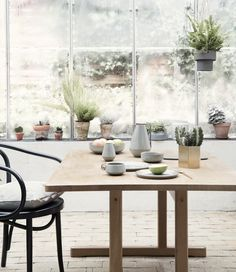 Spring/Summer 2015 collection by Ferm Living for 'Green Living'
