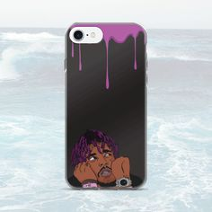 "Lil Uzi Vert ""Too Much Sauce"" iPhone Case (5/5s/Se, 6/6s, 6/6s Plus, 7, & 7 Plus) by TooMuchWaves on Etsy"
