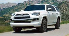 2016 Toyota 4Runner is one of the strongest cars in its segment