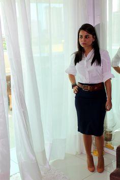 Work Outfit! Moda para todos!
