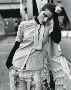 "Vogue Paris May 2012""Sweet Sixteen""Model: Isabeli Fontana"