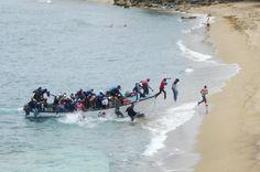 Rescatan a 49 balseros cubanos en islotes de Puerto Rico