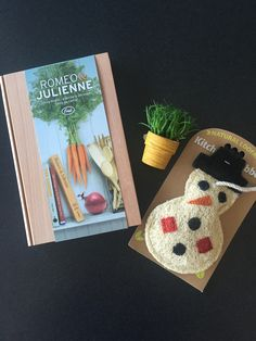 For the amateur chef in your life / Romeo & Julienne Cutting Board: $20 ($18 members) / Snowman Scrubber: $6 ($5.40 members)