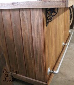 home bar on wheels - Google Search