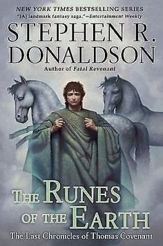 awesome The Runes Of The Earth - Last Chronicles Of Thomas Covenant by Stephen Donaldson - For Sale View more at http://shipperscentral.com/wp/product/the-runes-of-the-earth-last-chronicles-of-thomas-covenant-by-stephen-donaldson-for-sale/