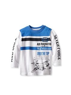 Losan Boy's Air Force T-Shirt