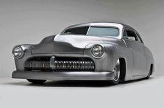 49 Mercury ! Come ta momma! Ugh dream car