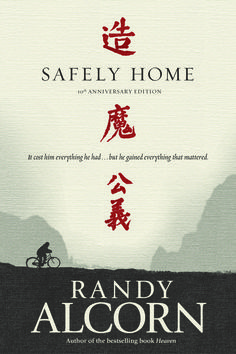 Safely Home by Randy Alcorn. Life changing insight into the persecuted church in China. Amazing Worship!