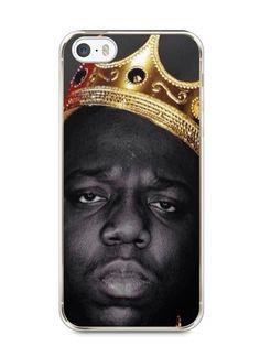 Capa Iphone 5/S The Notorious B.I.G. - SmartCases - Acessórios para celulares e tablets :)