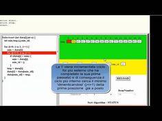 Corso C - C ITA - 11 Algoritmi di Sort (ordinamento vettori) - #Avanzato #C #Esercizio #Guida #ImparareAProgrammare #Italiano #Linguaggio #OOP #Principianti #Programmazione #SoftwareTutorial #VideoCorso http://wp.me/p7r4xK-re