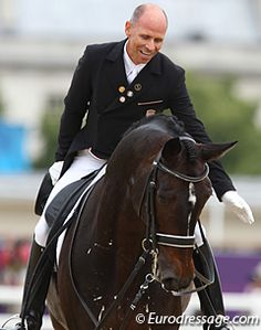 Steffen Peters and Ravel- I met him at MWHF!!! Very down to earth guy!