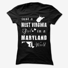 WEST VIRGINIA - MARYLAND, Order HERE ==> https://www.sunfrog.com/States/WEST-VIRGINIA--MARYLAND-Ladies.html?89701, Please tag & share with your friends who would love it , #christmasgifts #renegadelife #superbowl