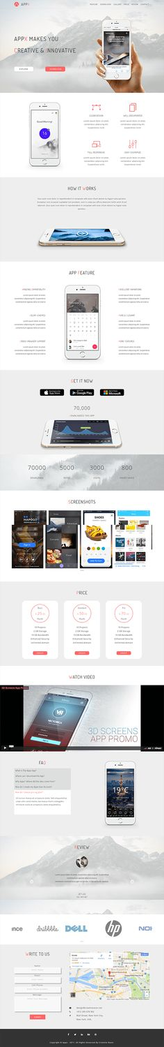 The Board - Responsive One Page Template Google fonts, Opera and - sample research log template