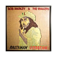 Bob Marley Album Art now featured on Fab.