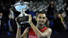 Nick Kyrgios beat Marin Cilic in straight sets to win in...: Nick Kyrgios beat Marin Cilic in… #HeatherWatson #AndyMurray #NickKyrgios