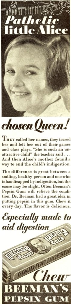 """Pathetic little Alice...she is such an unattractive child... So give her a laxative and then she can be in the """"cool crowd."""""""