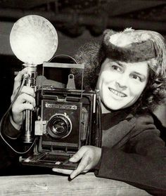 Imperious, generous & intrepid, Margaret Bourke-White, 1st female war correspondent behind the lines. A thorn in the side of male photographers, always in the middle of combat, capturing the true photos of war. One of the first to enter Buchenwald in 1945, she took some of the most heartbreaking photos of the war. Her body of work is one of the most produced and famous of the 20th century.