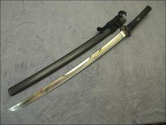 Katana Swords, Samurai Swords, Knives And Swords, Self Defense Weapons, Survival Weapons, Fantasy Sword, Fantasy Weapons, Samurai Concept, Armas Ninja