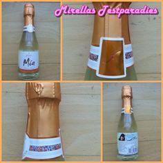 Und den Sekt Mia Moscato von Freixenet gibt es auch als Piccolo-Flaschen.