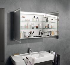 Een #spiegelkast is onmisbaar in je #badkamer. Klik op de afbeelding en ontdek alles wat een spiegelkast je biedt.