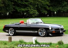 MGB Roadster Modified by octagonalpaul