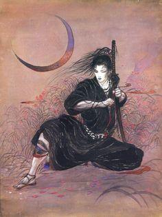 The Art of Yoshitaka Amano