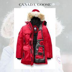 canada goose parka zwart