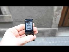 The New Garmin Vivoactive HR - Hands on! - YouTube