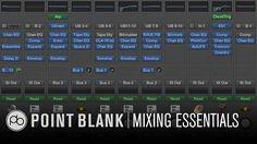 10 Mixing Essentials - Logic Pro