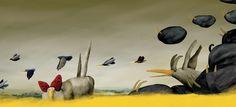 Xan López Domínguez es el autor e ilustrador de este cuento sobre una soñadora jirafita que imagina el mundo que aún no conoce.  Edelvives, la editorial de literatura infantil y juvenil, vuelve a colaborar con Xan López Domínguez para hacer realidad este precioso álbum ilustrado.