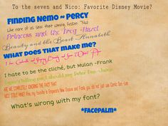 Tell me what you think about my first Ask the Demigods answers! :-)