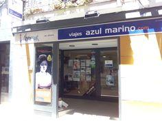 #ViajesAzulMarino también está presente en Monzón, encuéntranos en: C/Miguel Servet 4, 22400
