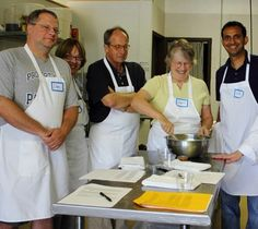 Former Chefs with Viking Cooking School Offer Classes at Whitton Farms Cannery