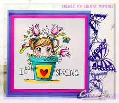 Spring Has Sprung at Creative Moments