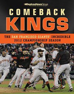 World Series San Francisco Giants   Giants Capture San Francisco's Second World Series and this book captures their 2012 season.