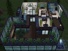 House 78 level 2 #sims #simsfreeplay #simshousedesign