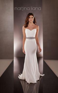 Sweetheart Wedding Dresses | Wedding Dresses | Martina Liana