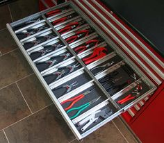 who has a full socket set up and how is it organized? - Page 3 - The Garage Journal Board