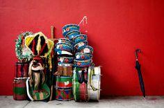 Instrumentos folia de reis