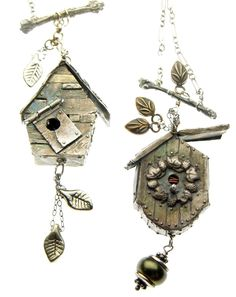 PMC Birdhouses by Christi Anderson!  Thank you, Christi for laying claim.