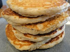 BigPlansLittleVictories: Go-To Recipe: Best From-Scratch Oatmeal Pancakes