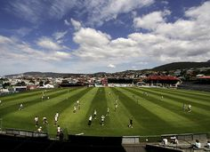 #NorthHobart Oval redevelopment will transform it to a rectangle reports Outside90. #ALeague