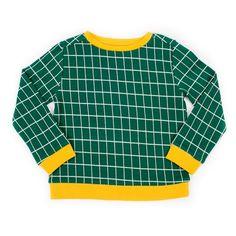 Lily-Balou sweater mika jacquard Checks