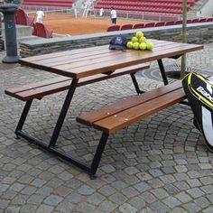 """Sæt med bord og bænke, """"Stockholm Picnic"""""""