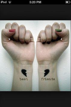 Bestfriends tattoos