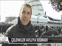 Mustafa Koç Kainatın Sahibi Allahtır yazan Osmanlı sancağıyla uğurlandı « Video blogunuz