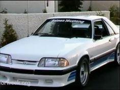 MotorWeek | Retro Review: '88 Saleen Mustang