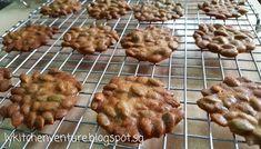 LY's Kitchen Ventures: Pumpkin Crisps